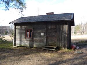 Heta's cottage, Laurinmäki