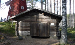 smith´s workshop Laurinmäki