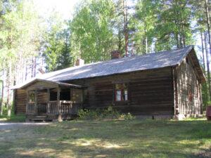Vähä-Kurki croft, Laurinmäki