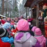 Christmas event in Laurinmäki Crofter's museum