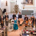 Janakkala baroque concert at church of St. lawrence Janakkala