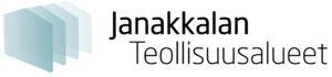 Janakkalan Teollisuusalueet Oy:n logo.