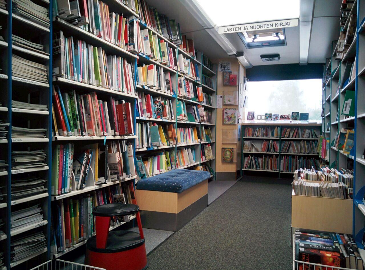 Tervakosken Kirjasto