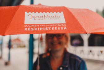 Janakkala sateenvarjo