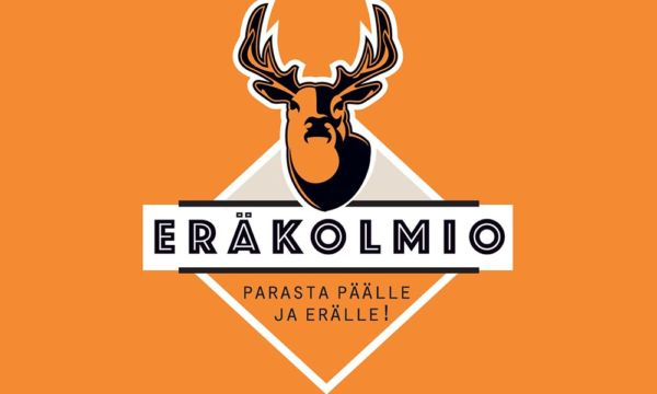 Eräkolmion logo
