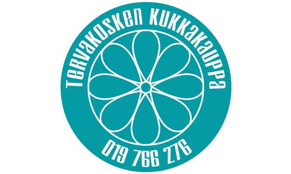 tervakosken kukkakaupan logo