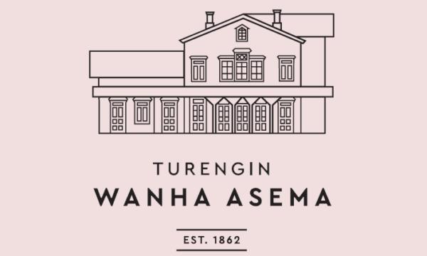 Turengin Wanhan aseman logo